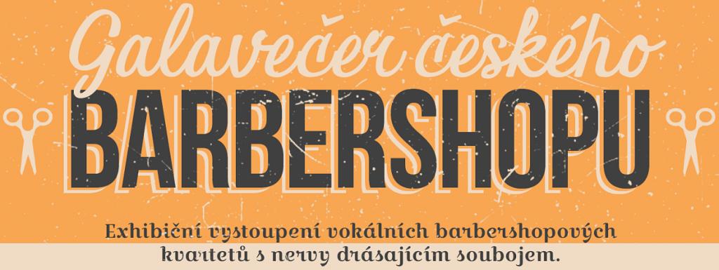Galavečer českého barbershopu 2019